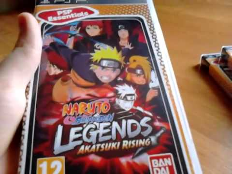 Мои игры на PSP
