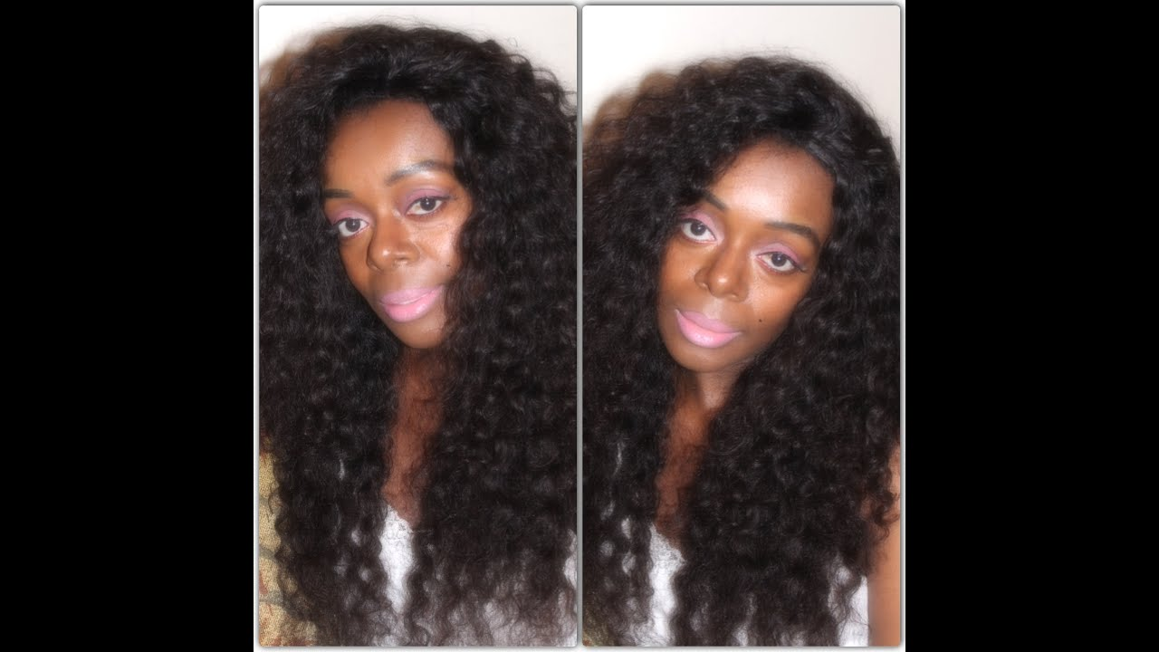 Yummy Hair Extensions Loose Curls 82