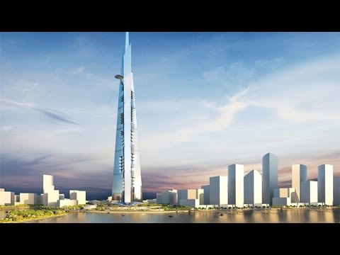 World's Tallest Kingdom Tower Will Sport World's Fastest Elevator