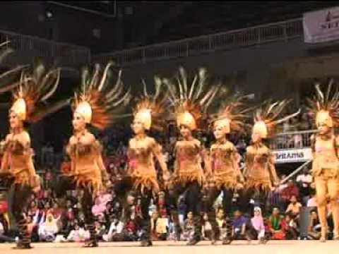 Lomba Senam Poco-poco Nusantara Tingkat Nasional video