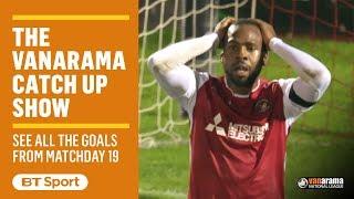 Vanarama National League Highlights Show | Matchday 19