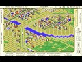A列車で行こうIII MV(Memorial Version) MAP1デモ(PC-98)