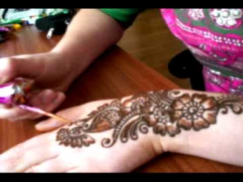Henna Mehndi For Eid 2009 video