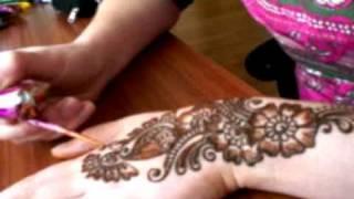 Henna Mehndi For Eid 2009