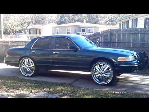 CROWN VIC ON 26