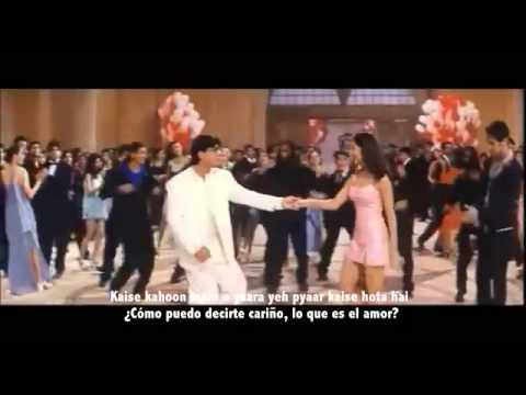 Ankhein Khuli Sub Español Hindi Mohabbatein Hd video