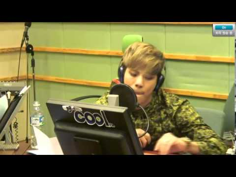 130328 Ktr Shinee Jonghyun - As Long As You Love Me video