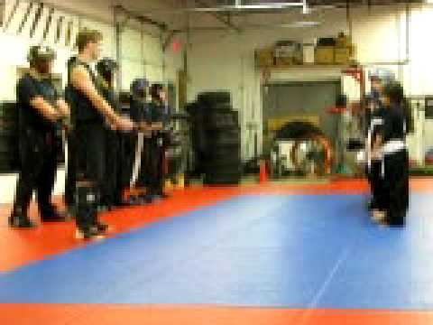 NSA North Shore Academy Martial Arts Creed