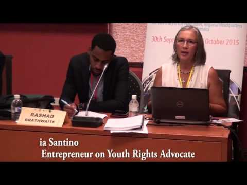 SALISES Caribbean Youth Development Conference 2015-Social Protection and Justice
