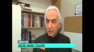 Akdeniz anemisi ve tedavisi