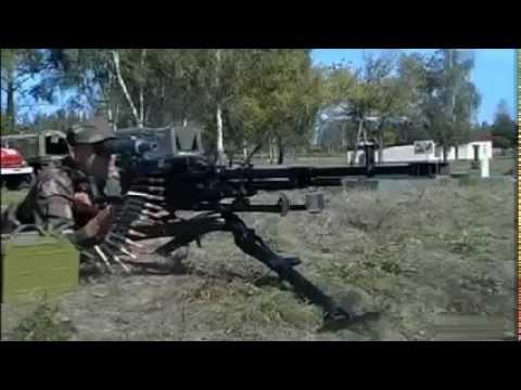 12,7 мм крупнокалиберный пулемёт  КОРД