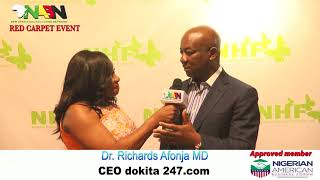 MEET THE ONLY NIGERIAN  DOKITA 247.COM