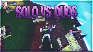 Solo vs Duo Champion Arena Endgame Walkthrough (Fortnite)