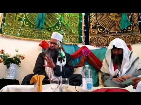 Rooh & Rouhani by Syed Rashid Makki Ashraf Jilani At Khanqah Ashrafia Naeemia London - Part 1