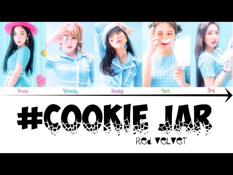 Red Velvet (레드벨벳)「#CookieJar」(Gaming Mix) Color Coded Lyrics/Kan/Rom/Eng