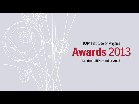 IOP Awards 2013