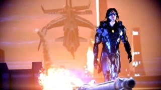 Mass Effect 3 - The War Begins Trailer (2012)
