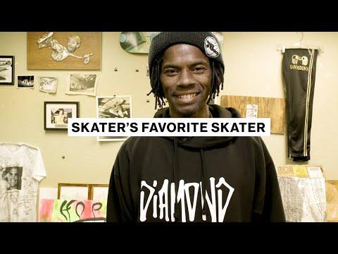 Skater's Favorite Skater | Kevin Taylor