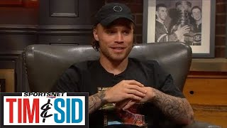 Max Domi Talks Living With Type 1 Diabetes And Loving Life In Montreal | Tim and Sid
