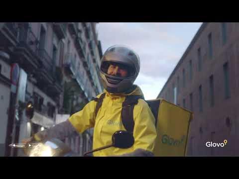 Drop&Vase lanza la nueva campaña internacional de Glovo