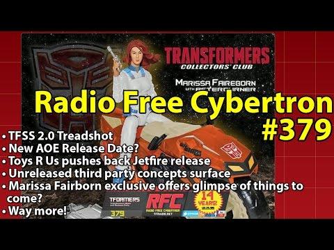 Radio Free Cybertron - 379