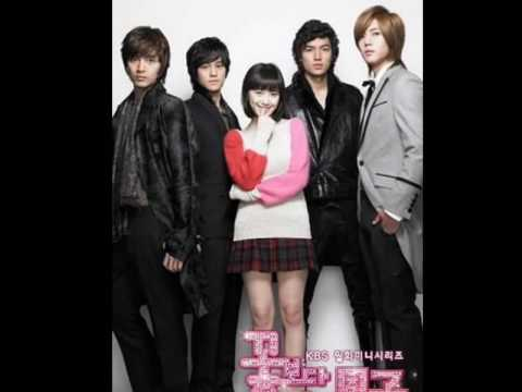 Boys Over Flowers Ost - Paradise By T-max video