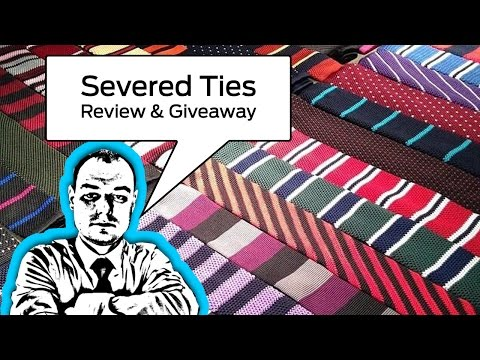 www.SeveredTies.us Review and Giveaway