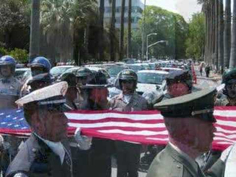 2007 California Peace Officers Memorial&Caravan