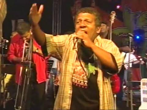 JOSE MANGUAL Y ALL STARS - CUERO NA MA