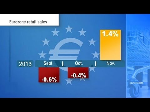 Eurozone retail sales rebound, unemployment holds at record high - economy