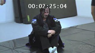 Keanu Reeves - John Wick Fight Scene Cography Training