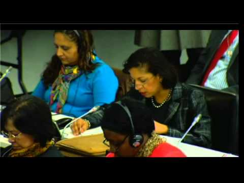 Ambassador Rice Delivers Remarks at the Commission on the Status of Women
