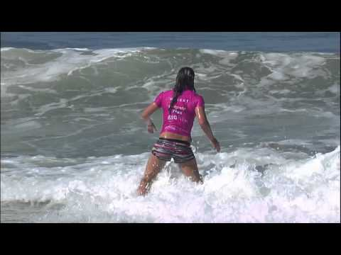 Billabong Rio Pro, Highlights - Women's Finals