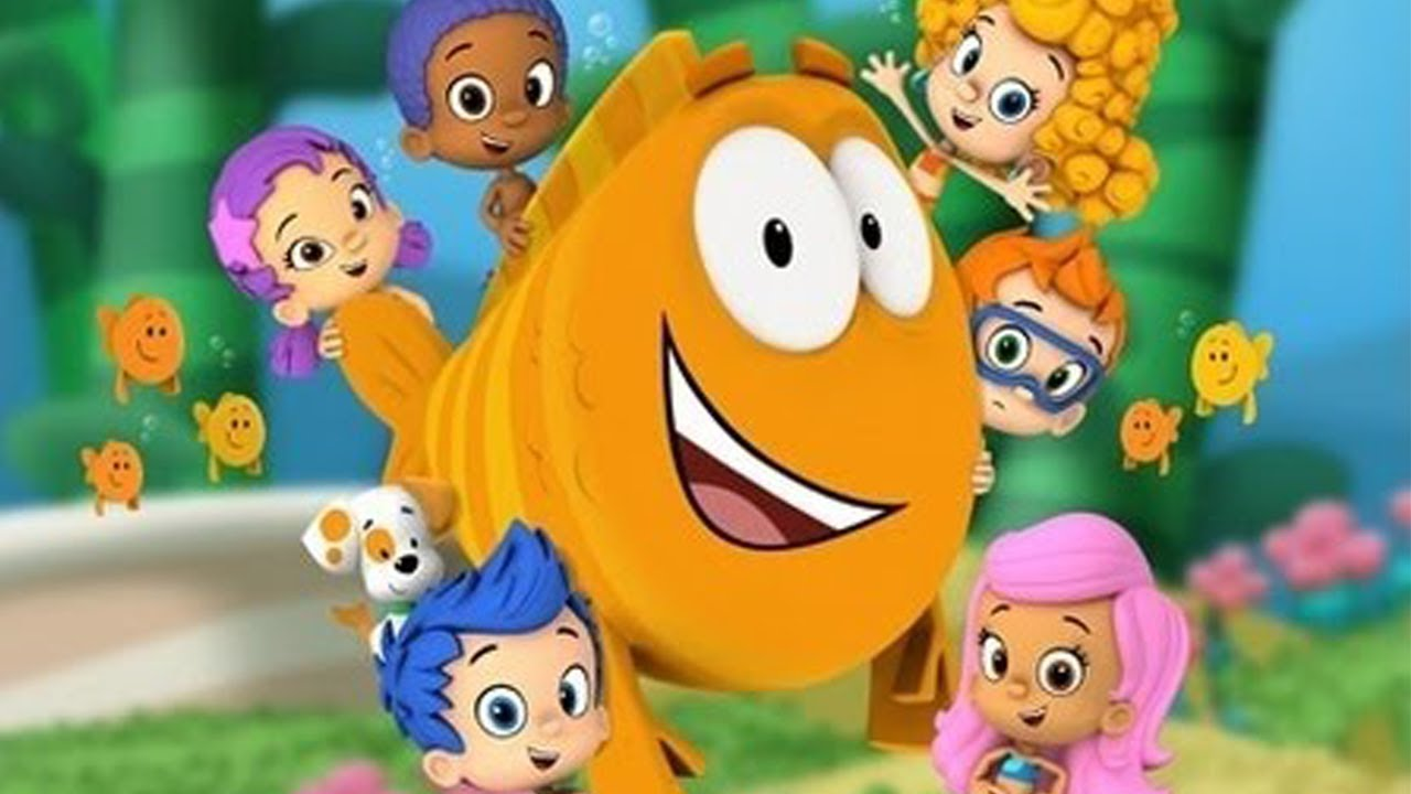 Bubble guppies tv episode game bubble puppy s treat pop youtube