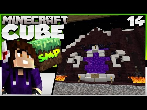 Minecraft: The Cube SMP! Episode 14 - The Nether Shop!