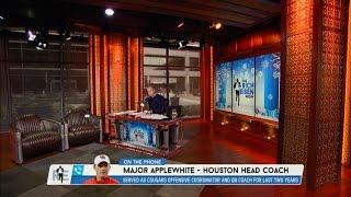 Houston Cougars Football Head Coach Major Applewhite Talks Nick Saban & More - 12/13/16