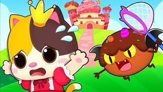 Chocolate Princess Rescue Mission   Food Song   Nursery Rhymes   Kids Songs   BabyBus