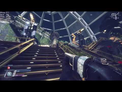 MSI Nightblade MI3: Prey - 1080p - Ultra