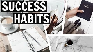 15 HABITS & MINDSETS OF REALLY SUCCESSFUL PEOPLE / GIRLBOSS / Nika Erculj