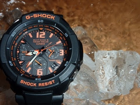 G-Shock GW-3000B-1AER review