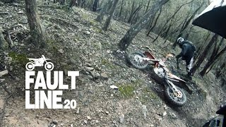 2012 WR450F & KTM 525 - Drowning bikes at Lal Lal