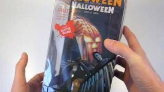 Halloween | Special Edition | 20th Anniversary Snow Globe Set (VHS)