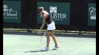 Nadia Petrova vs Jill Craybas Charleston 2012 part 2.avi