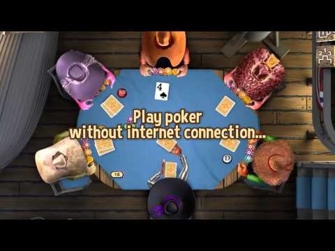 Governor of Poker 2 - OFFLINE POKER GAME APK Cover