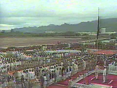 Sohail Rana - Pakistan National Anthem - Qaumi Tarana