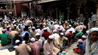 Observing Ramzaan- One of the five pillars of Islam