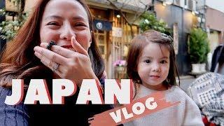JAPAN VLOG + BEST Bookstore, Toy Store & Tonkatsu   Andi Manzano Reyes