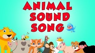Animal sound song