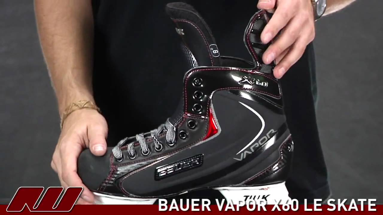 how to make ice skates fit better