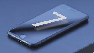 Распаковка и обзор iPhone 7